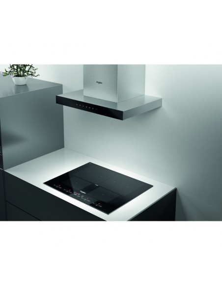 CHAMINÉ WHIRLPOOL - WHBS 62F LT K C.WHBS62FLT